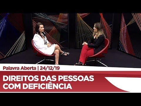 Rejane Dias destaca importância da defesa dos direitos das pessoas com deficiência