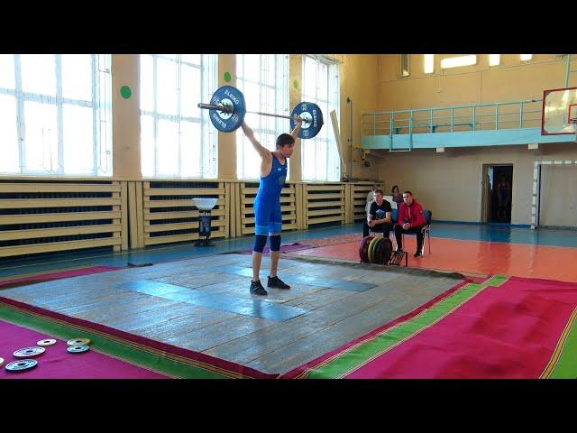 В Ангарске прошло первенство области по тяжёлой атлетике
