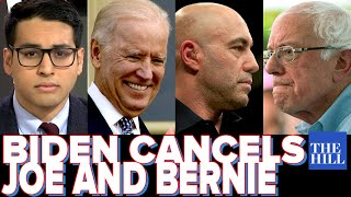 Saagar Enjeti: Biden's pathetic attempt to cancel Joe Rogan, Bernie