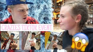 CRAIZIEST TIK TOK EVENT 😂 * KT FRANKLIN,LILYROSE,JOSHRYAN,SURFACE AND ED BEAUFOY*