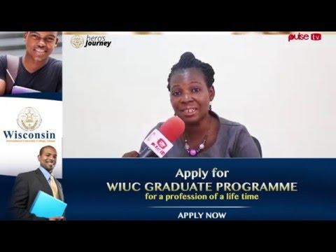 Hero's Journey: Success story of Mercy Koukoyi, a graduate student of WIUC