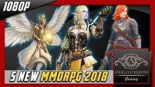 5 New MMORPG 2018 PC