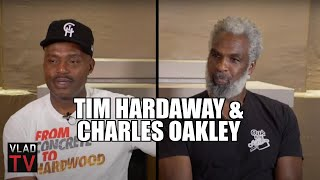 Tim Hardaway & Charles Oakley Give Their Top 5 NBA Players of All-Time (Part 18)