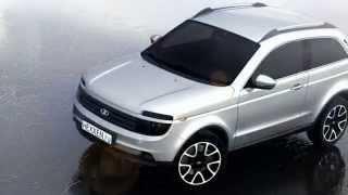 Новая Lada Niva 4x4 2021 - 2022 внедорожник