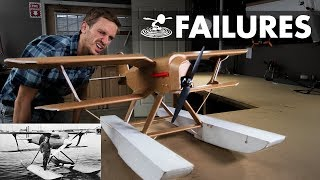 Designing a 1920's Racing Plane - CURTIS R3C - Video Youtube
