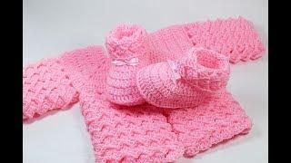 Crochet Baby Shoes Very Easy Majovel Crochet