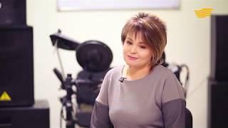 "Динар Надирбекова в Дневниках ""Junior Eurovision"" на телеканале ""Хабар"""