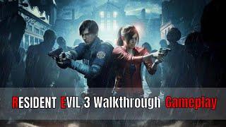 Resident Evil 3 Remake Walkthrough Gameplay