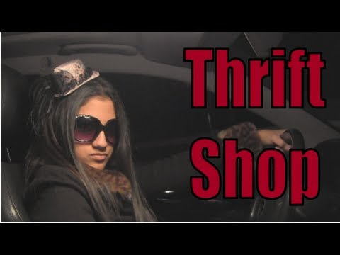 """Thrift Shop"" by Macklemore & Ryan Lewis Cover"