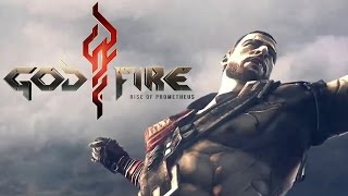 GODFIRE: Rise of Prometheus Máximo Nivel GamePlay Xperia Z2