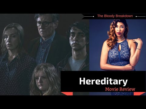 Hereditary- Horror Movie Review – What?!