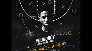 YoungBoy Never Broke Again - Just Made A Play Ft. MoneyBagg Yo