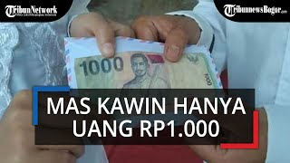 Uang Rp 1.000 Bergambar Kapten Pattimura Jadi Mas Kawin Pasangan di Lombok, Ini Bukan Sensasi