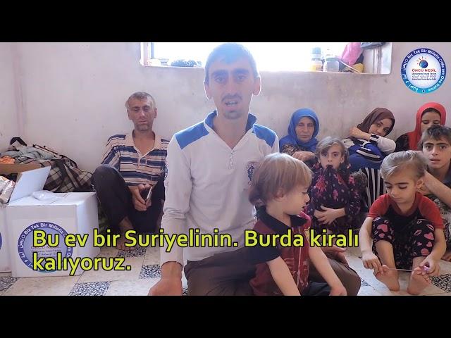 Telaferli Ibrahim amca Idlibde Oncu Nesil 1 Bolum altyazılı - Öncü Nesil