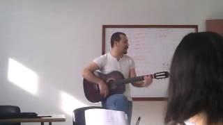Fabrika Kızı Ritim.  Gitar öğren