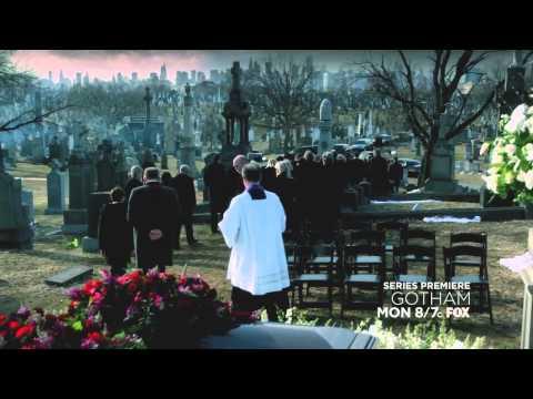 Gotham Season 1 (Promo 'The Good.. The Evil.. The Beginning')