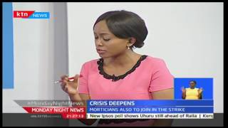 The deepening crisis - with  KMPDU treasurer Dr Daisy Korir, Mwachonda Chibanzi and Allan Ochanji