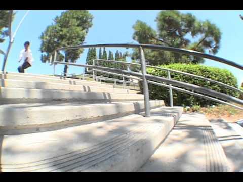 Legacy Skateboarding - Ivan Ortiz FULL Transient Part