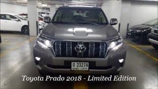 hmongbuynet  2018 Toyota Land Cruiser Prado New spy shots reveal