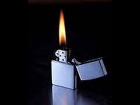 Anleitung Benzinfeuerzeug und Tricks