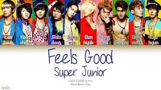 SUPER JUNIOR - Feels Good