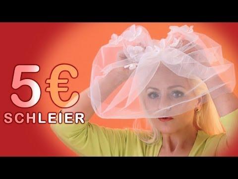 Brautschleier, Hochzeit,  Hair Accessoire, Haarkamm  selber machen DIY