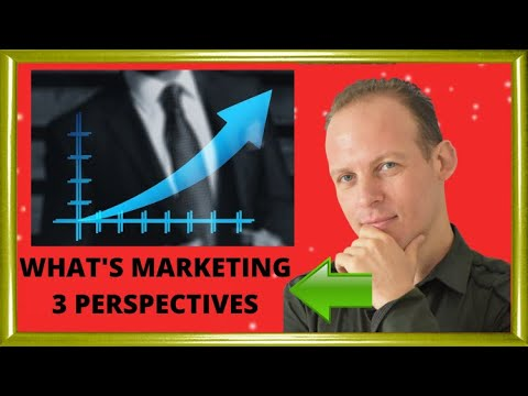 , title : 'What is marketing