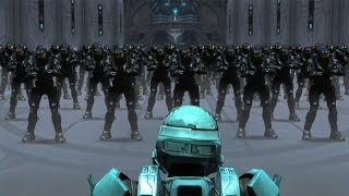Red vs. Blue: Bleeding Out (Action Montage)
