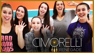"Cimorelli - ""That Girl Should Be Me"" Choreography - Cimorelli Renegade"