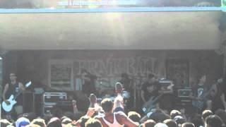 Chunk, No Captain Chunk! - Taking Chances (Live) Warped Tour Holmdel 7/06/14