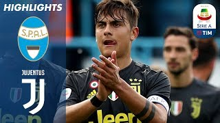 Spal 2-1 Juventus   Spal Shock Juve To Put Eight Successive Serie A Title On Hold   Serie A