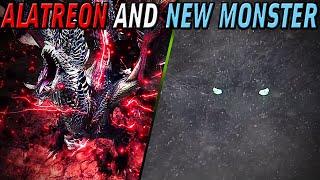 ALATREON Breakdown, New Monster Speculation: Monster Hunter World Iceborne