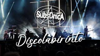DISCOLABIRINTO - SUBSONICA guitar cover