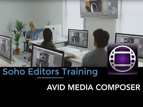 Avid Media Composer Courses in London