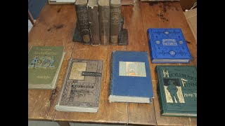 Mark Twain First Edition Book Collection!
