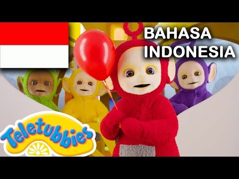 ★Teletubbies Bahasa Indonesia★ Main Balon Merah ★ Full Episode - HD | Kartun Lucu 2018