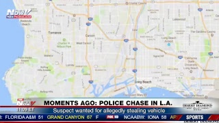 FNN: Oklahoma Police Chase, Steve Bannon Honored at Patriot Dinner, Police Chase in L.A.
