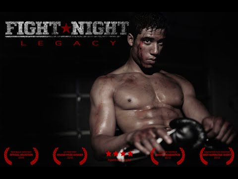 """""""Fight Night Legacy"""" Boxing show (Director, editor, sound, VFX, Editor and DP)"""