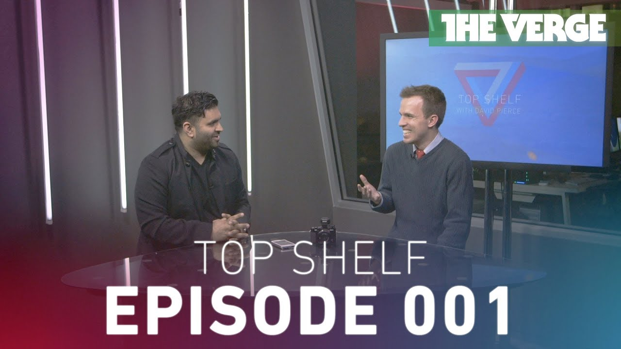 Top Shelf: the one with Sony thumbnail