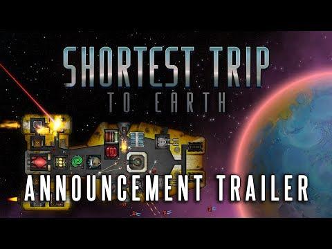 Shortest Trip to Earth - Announcement Trailer thumbnail