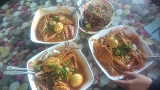 Mee Udang Parit 30 Kuala Kurau Sedap Giler? Jom Pekena Vlog