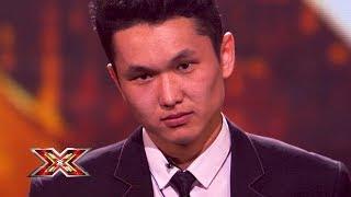 Бекболат Жазыкпаев. X Factor Kazakhstan. Сезон 7. Эпизод 8.