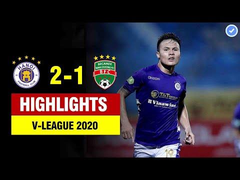 Highlights Hà Nội 2-1 Bình Dương | Quang Hải vô lê nhanh như điện giúp Hà Nội ngược dòng phút cuối