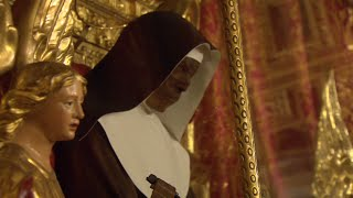 St Catherine of Bologna: The Patron Saint of Artists