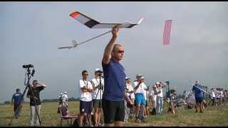 2012 FAI European Championships for Free Flight Model Aircraft - F1A - F1B - F1C