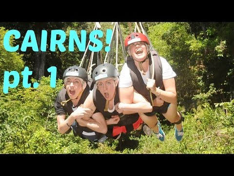 HELLO HARTO: YES WE CAIRNS! pt.1 (ft. Troye Sivan and Mamrie Hart!)