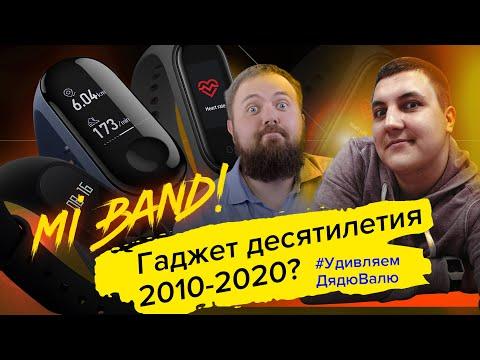 Гаджет десятилетия 2010-2020? - Mi Band!