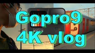 【4K Japanese scenery】gopro9 vlog   日本的鄉村風景・田舎の風景