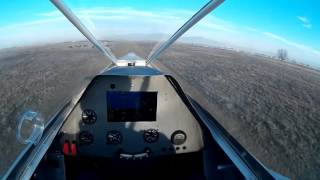 F-1 Archon Light Sport Aircraft – In-Cockpit Video