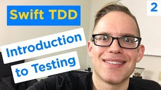 Swift TDD Code Kata - Testing Time (Your 1st Test) Lambda School Guest Lecture (2/4)